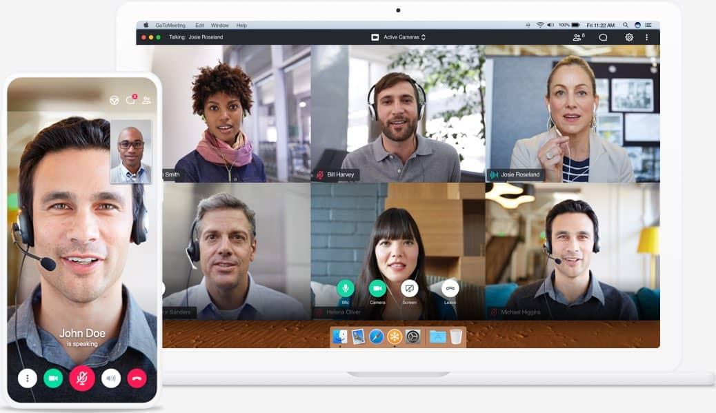 Click Meeting Video Confrencing App