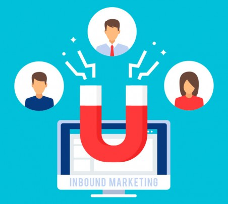 Our Unique Inbound  Marketing Strategy