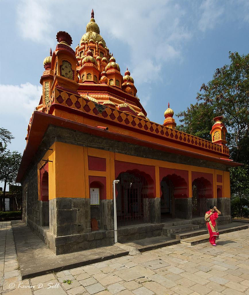 Parvati hill temples