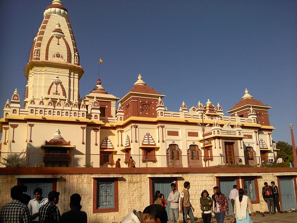 Fish aquarium in bhopal - Laxmi Narayan Temple