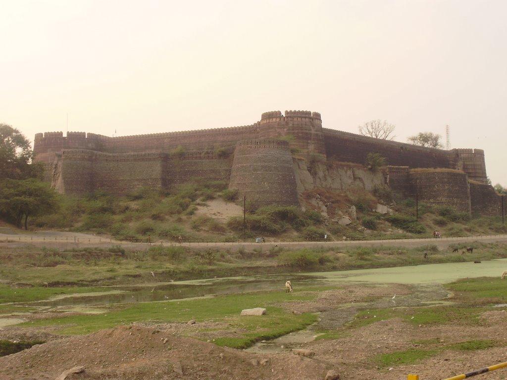 Balapur Fort, Maharashtra