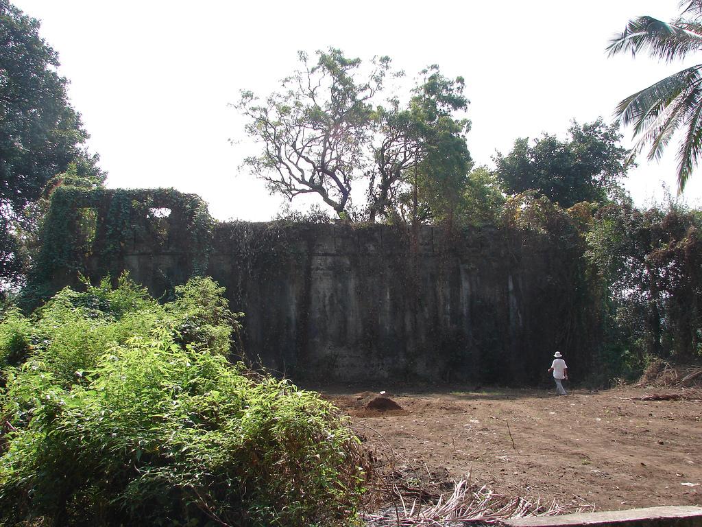 Bhuikot Fort, Maharashtra