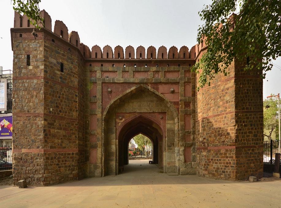 Bijai Garh Fort,Rajasthan