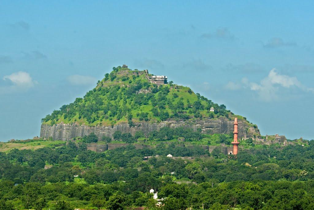 Daultabad (Devigiri) Fort, Maharashtra