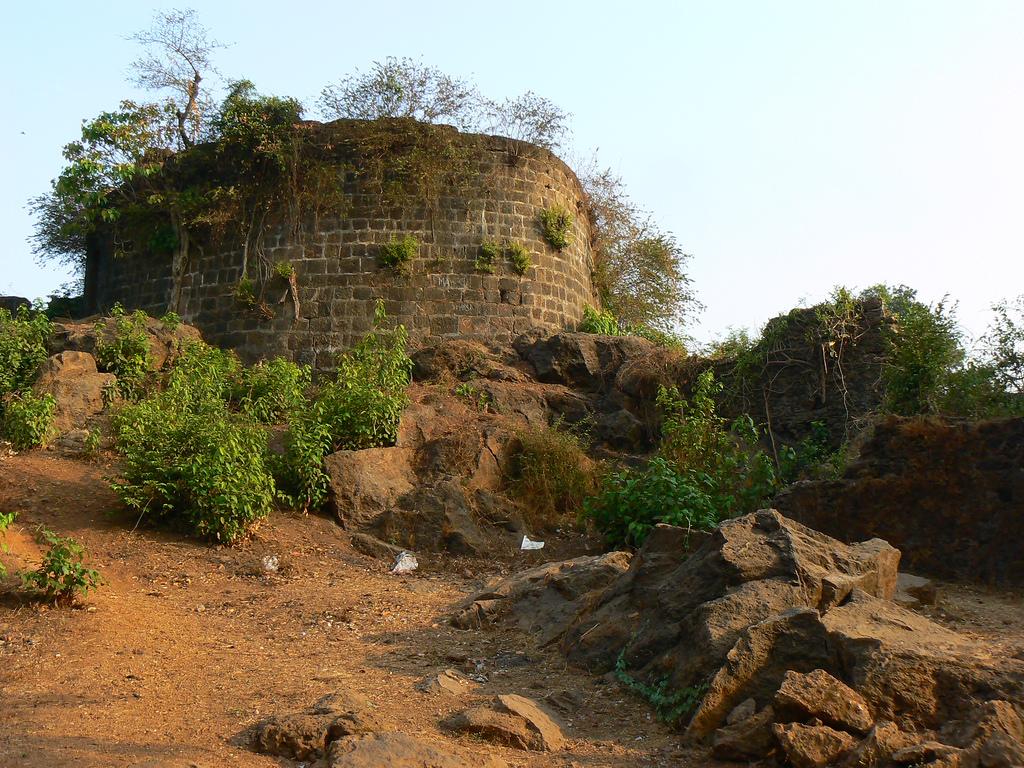 Ghodbunder Fort, Maharashtra