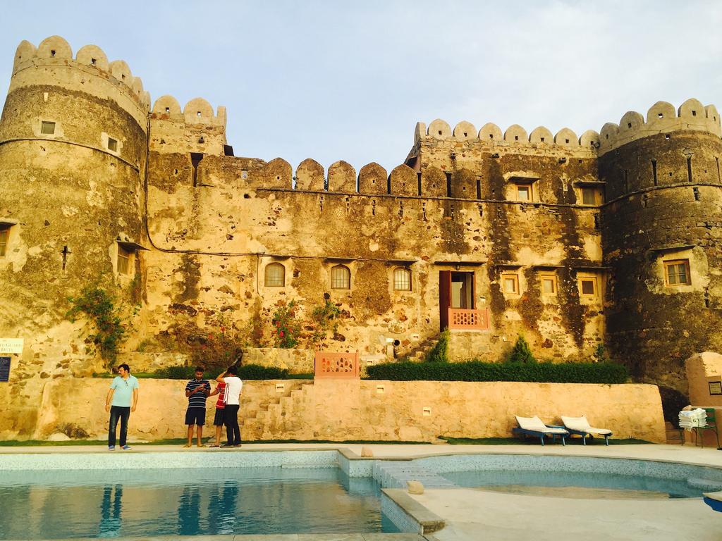 Hill Fort Kesroli Fort,Rajasthan
