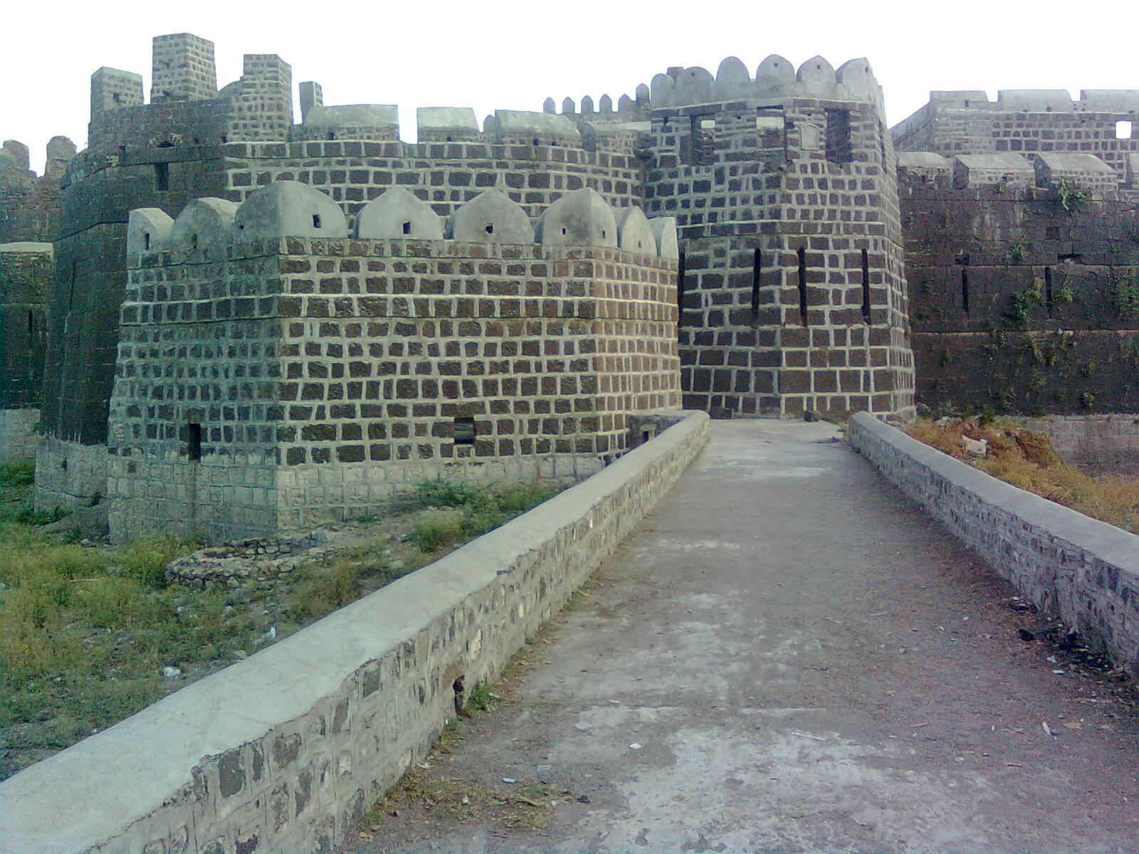 Kandhar Fort, Maharashtra
