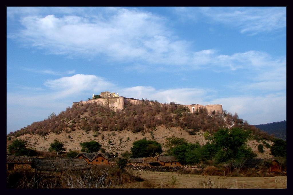 Kankwadi Fort,Rajasthan