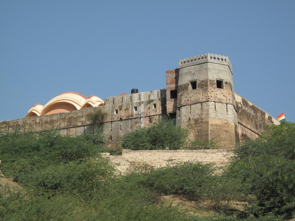Madhogarh Fort,Rajasthan