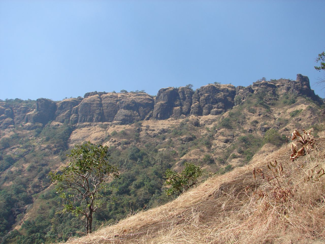 Mahuli Fort, Maharashtra