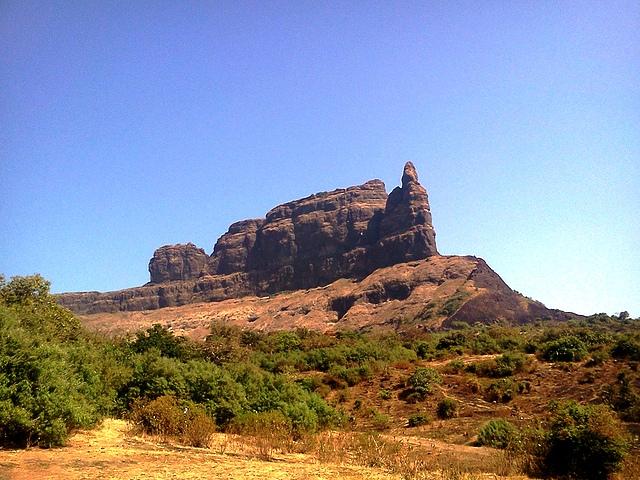 Malanggad Fort, Maharashtra