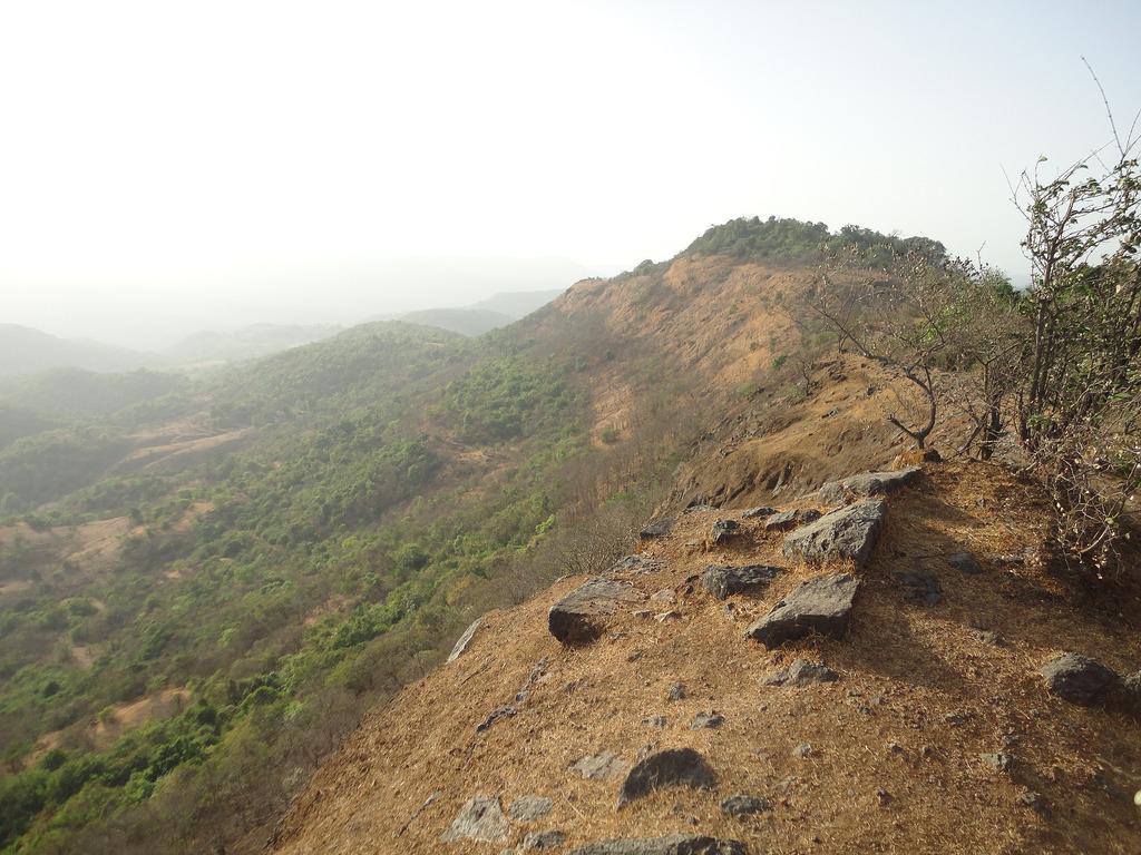 Mandangad fort, Maharashtra