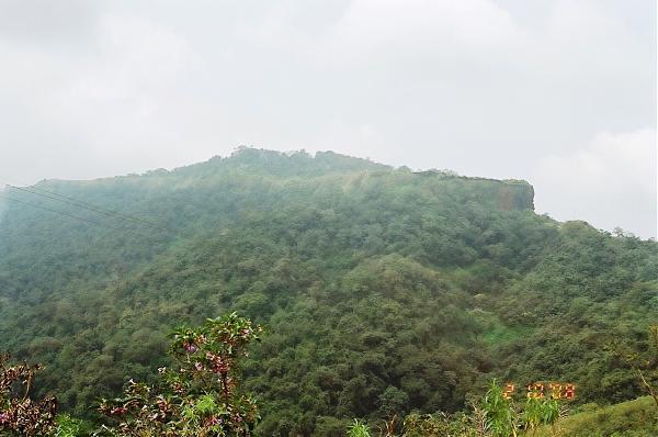 Pargad Fort, Maharashtra