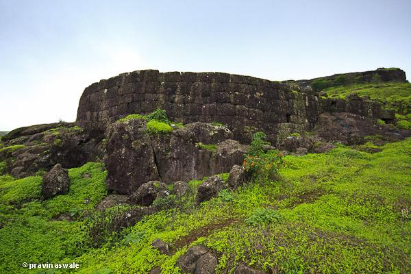 Patta Fort, Maharashtra