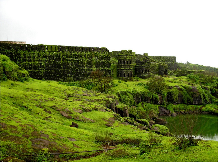 Raigad Fort, Maharashtra