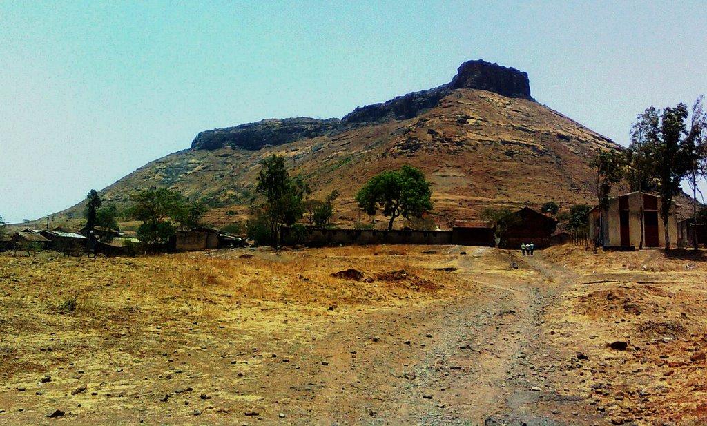 Ramsej Fort, Maharashtra