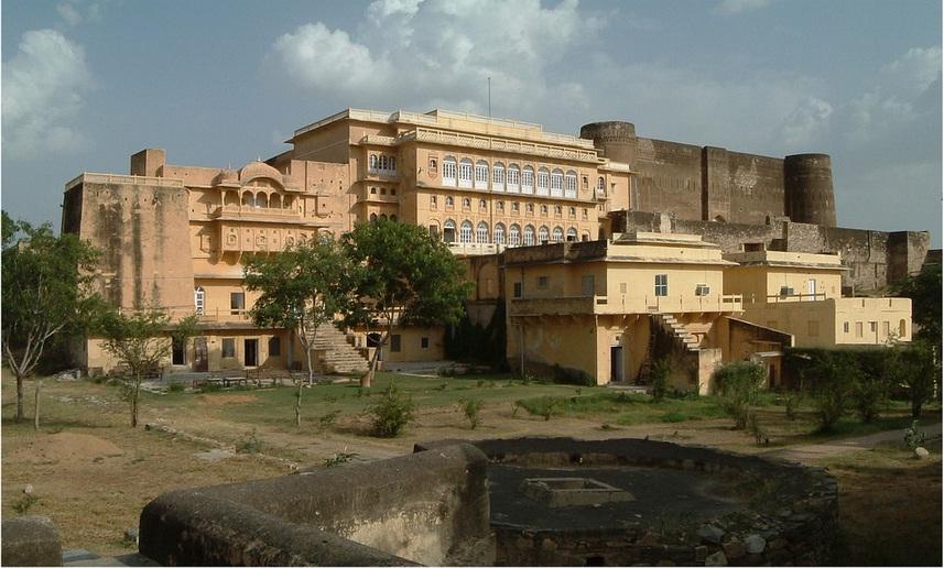 Roopangarh Fort,Rajasthan