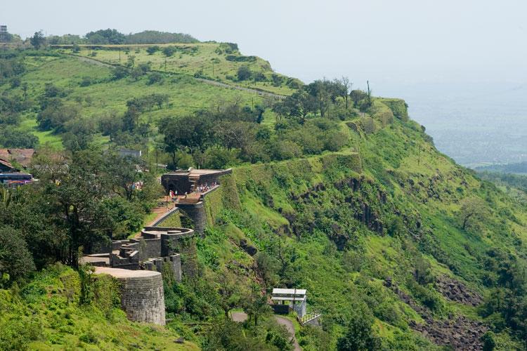 Samangad Fort, Maharashtra