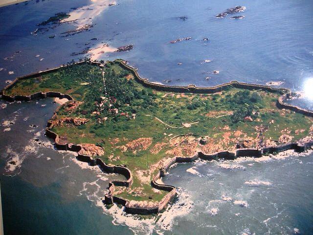 Suverndurg Fort, Maharashtra