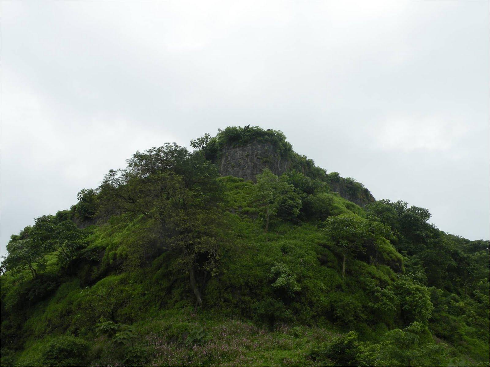 Talgad Fort, Maharashtra