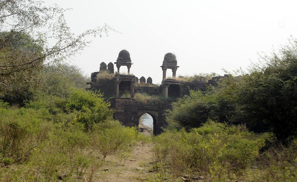 Timan Garh Fort,Rajasthan