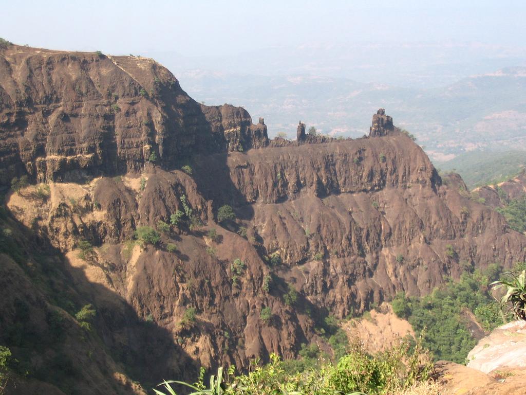 Vishalgad Fort, Maharashtra